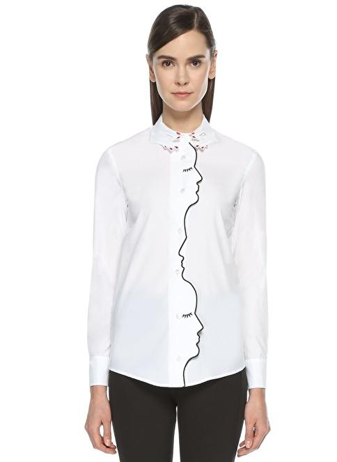 Vivetta Gömlek Beyaz